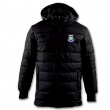 Crumlin United FC Joma Urban Winter Jacket Black Adults 2019